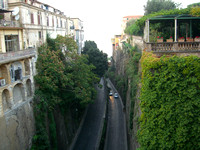 City Streets of Sorrento