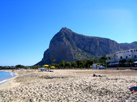 Mount Monaco and San Vito Lo Capo Beach